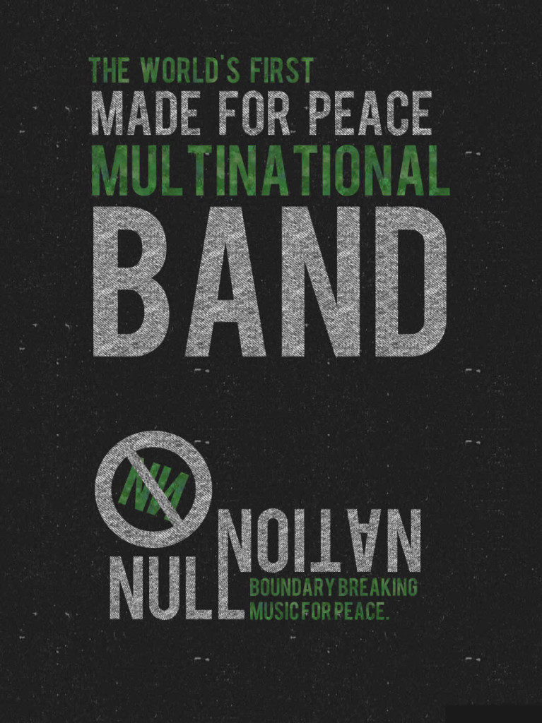 Null Nation poster