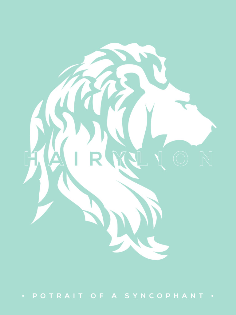 Hairylion Poster 2