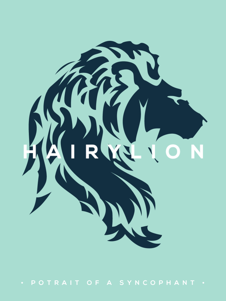 Hairylion Poster 1